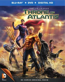 Throne of Atlantis Cover