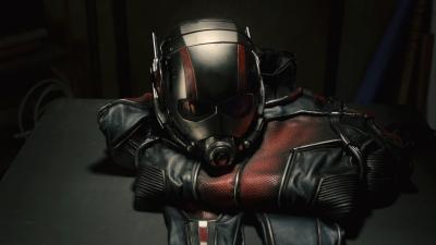 Marvel's Ant-ManAnt-Man suitPhoto Credit: Film Frame© Marvel 2015