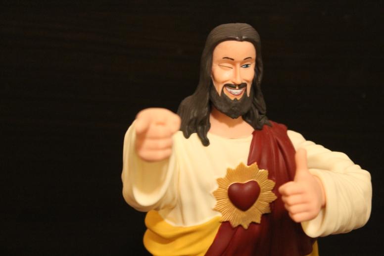 Buddy Christ NYCityGuys
