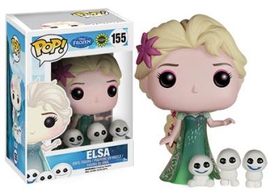 FrozenFever-Elsa
