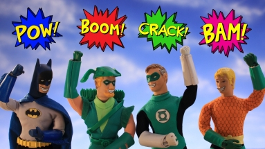 Robot Chicken DC