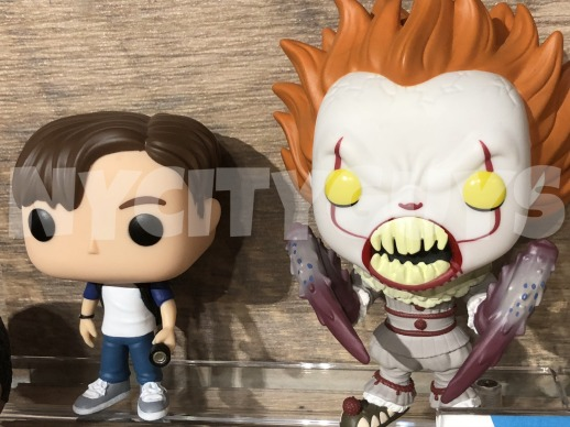 Bill & Pennywise (NYTF)