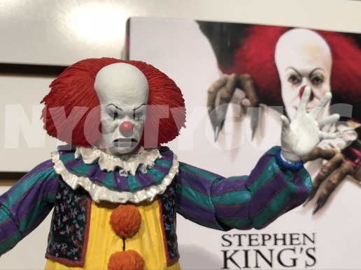 NECA Pennywise Curry 2 (NYTF)