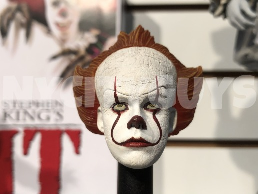 NECA Pennywise Head (NYTF)